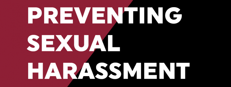 Preventing Sexual Harassment Guide logo