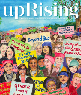 upRising Issue 5 Cover