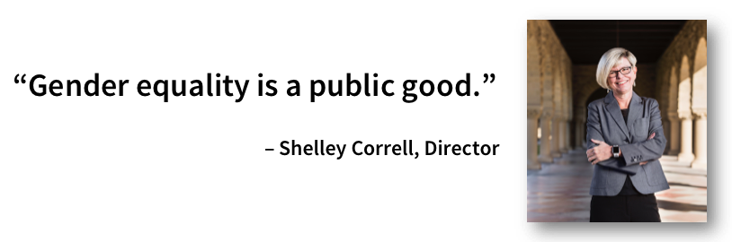 Photo of Shelley Correll, Director