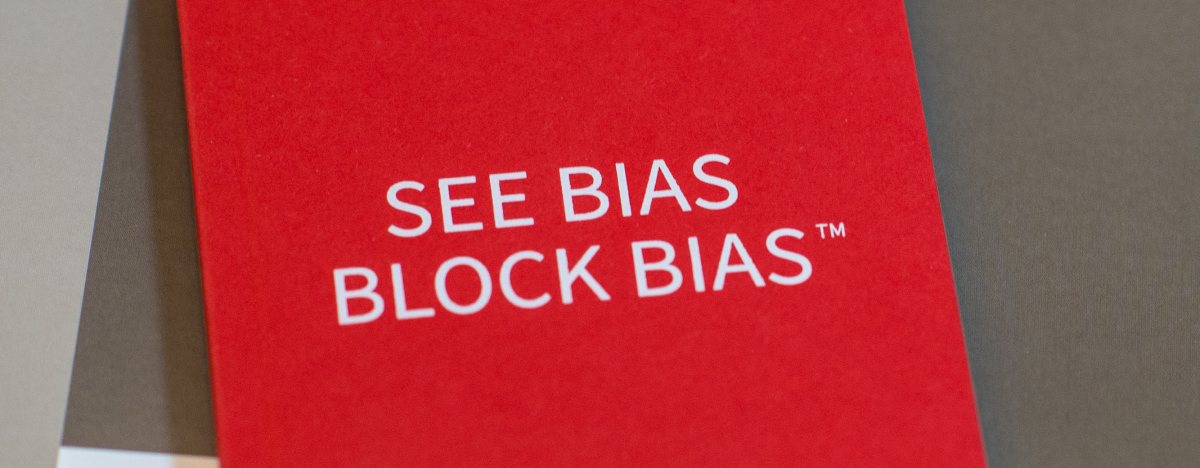 See Bias Block Bias journal